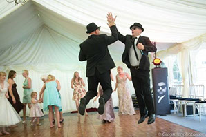 The All New Blues and Soul, the UK's leading Blues Brothers Tribute Band, ideal for weddings, parties and all events wordlwide.